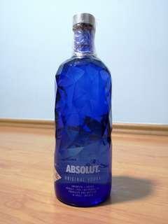 Absolut Vodka - Prism Blue