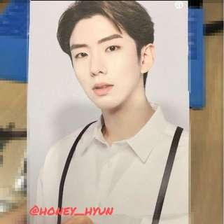 MONSTA X KIHYUN POSTCARD
