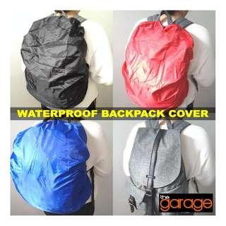 WATERPROOF BACKPACK COVERS HIGH QUALITY By The Garage Manila