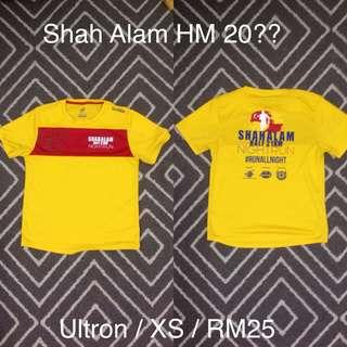 Shah alam HM running T