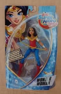 "Wonder Woman Action Figure 6"" original Mattel and official DC licensed"