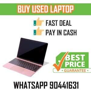 LAPTOP SELL OR BUY IN