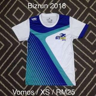 Bizrun 2018 running shirt