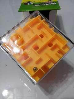 3D Square Maze 8cm