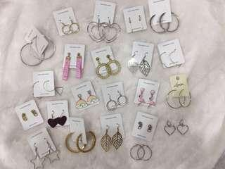 🆕 READY STOCK EARRING #DEC50