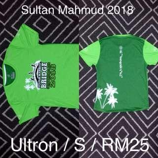 Sultan mahmud run running shirt