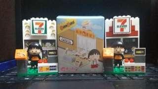 7-11 小丸子 Lego