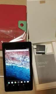 華碩平板電腦nexus7