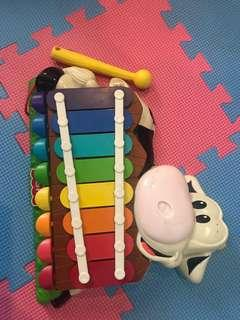 Fisher Price Baby Xylophone toy