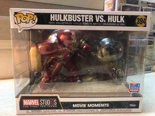 Hulk vs. Hulkbuster FCE