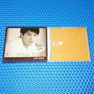 🆒 Andy Lau - Love In The World [1999] Audio CD