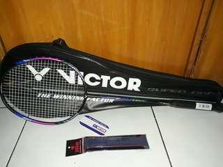 Raket Badminton Victor Hypernano X800 Termurah