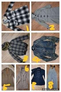 🚚 350元秋冬外套