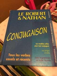 French grammar- conjugation