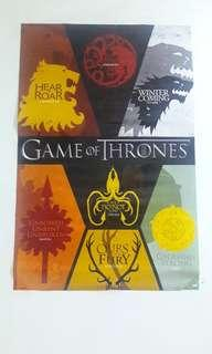 Game of Thrones (GoT) Posters