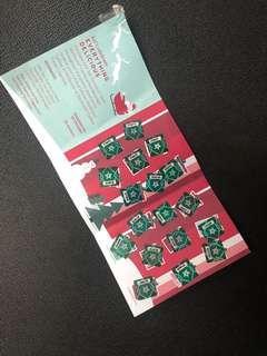 Starbucks 2019 Planner Sticker Card
