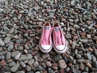 Converse Anak Original Basic Pink
