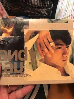劉德華 你是我的女人cd
