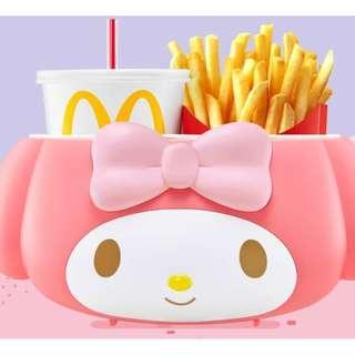 🚚 My Melody Holder McDonald's (BNIB)