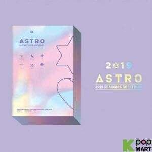 🚚 [PO] Astro 2019 Season's Greetings