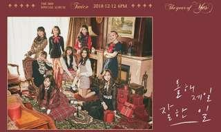 🚚 [PO] Twice The Year of Yes