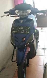 Motor mio tahun 2005