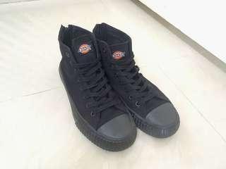 Dickies 黑色帆布鞋