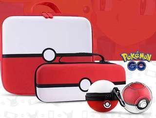 Nintendo Switch Pokemon Pokeball Case Bag