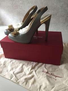 Salvatore Ferragamo Heels ( slingback)
