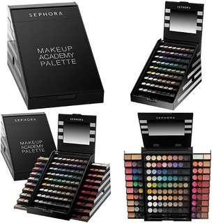 Sephora Makeup Academy Palette Cosmetics