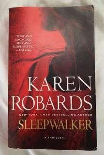 Book - Sleepwalker by Karen Robards