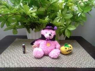 Halloween Costume Pink Bear with Sounds PHP 200 Only!