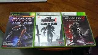 Xbox 忍者外傳