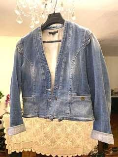 Marks and Spencer's Denim Jacket 馬莎牛仔外套