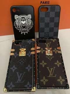 Louis Vuitton LV Kenzo iphone 7 8 case