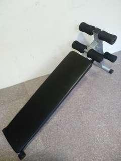 Sit Up Workout Bench Showroom Clearance Set