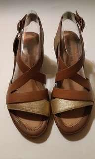 Hush Puppies Wedges (leather)