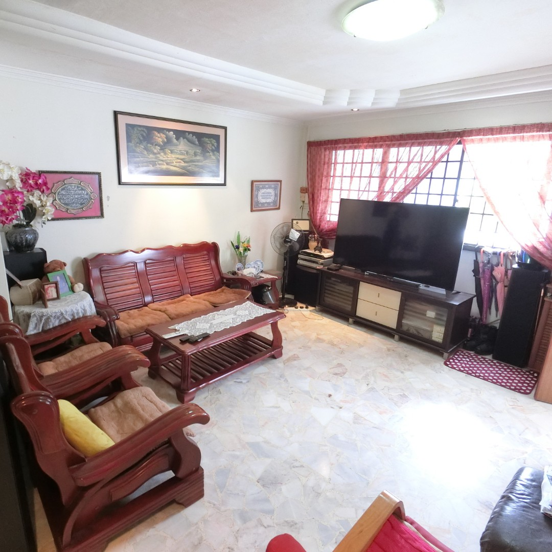 4A BLK 263 TAMPINES