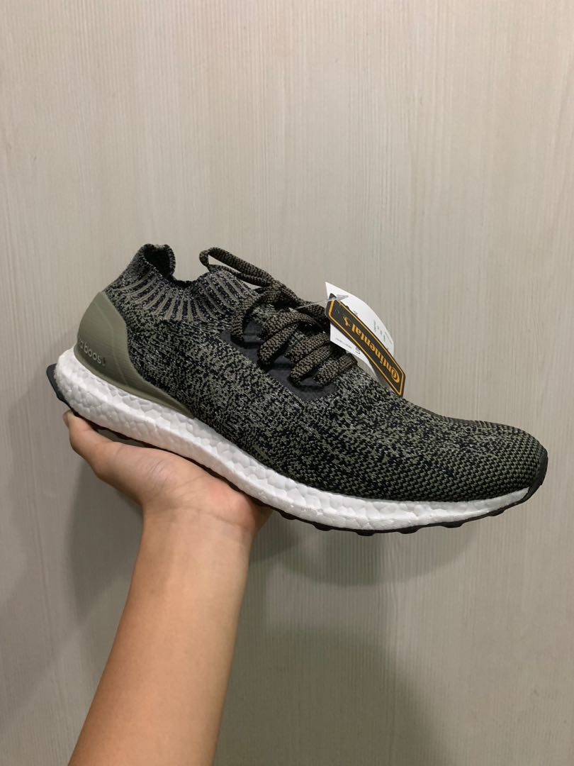 2a0785d0209 Adidas Ultraboost Uncaged olive