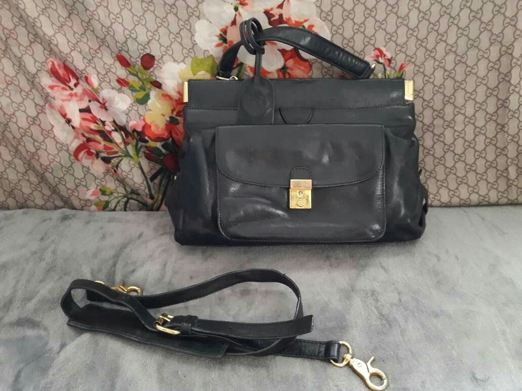 47a98087630 AUTHENTIC TORY BURCH TWO WAY BAG