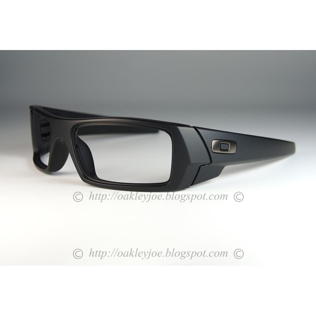 adaa88a4b84 BNIB Oakley Gascan Frame Only matte black