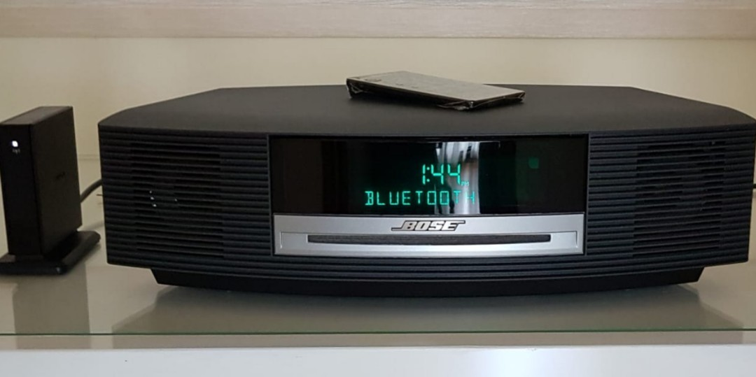 Bose Wave Music System II with Blue tooth Adaptor
