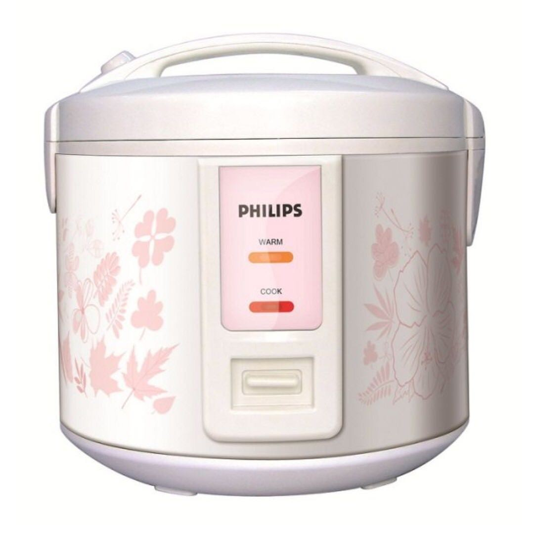 ed784e6e5de Brand New PHILIPS RICE COOKER 1.5L (HD3016)