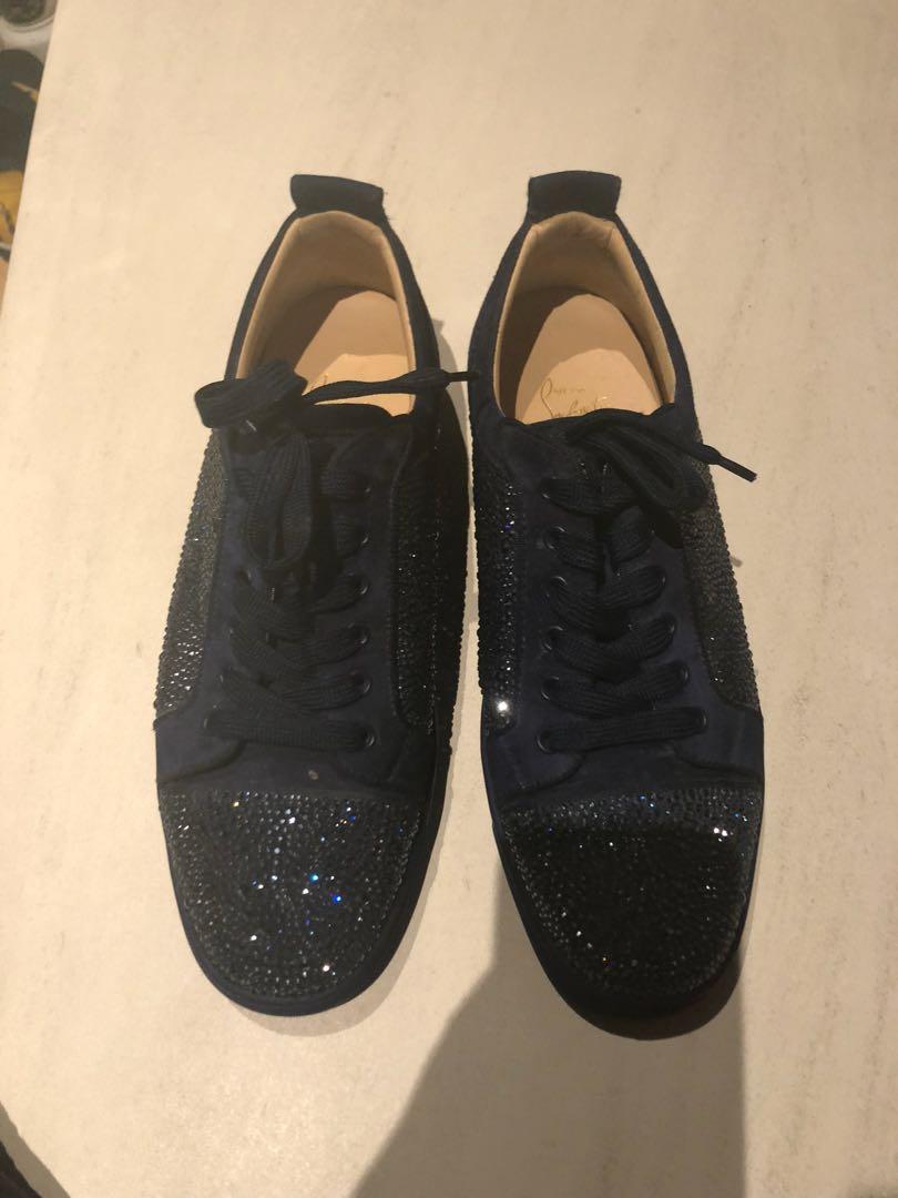 Christian Louboutin Crystal sneaker
