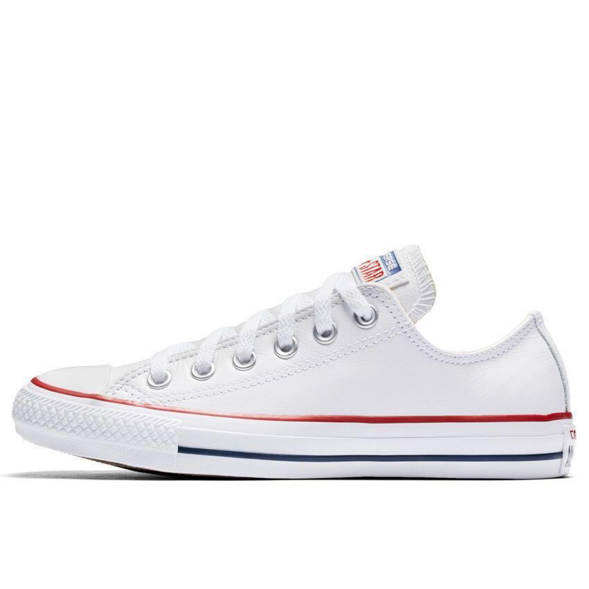 c429b01d067 Chuck Taylor All Star Original Low Leather White