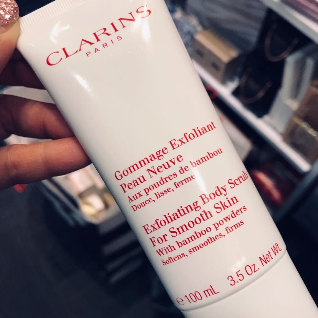 Exfoliating Body Scrub For Smooth Skin by Clarins #5