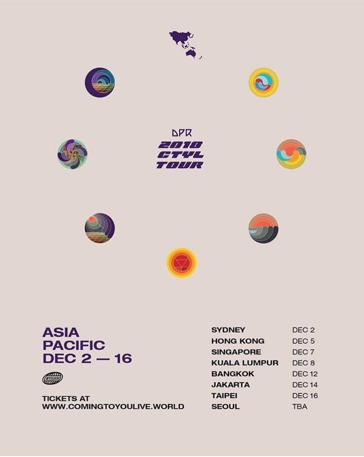 DPR LIVE VIP TICKET