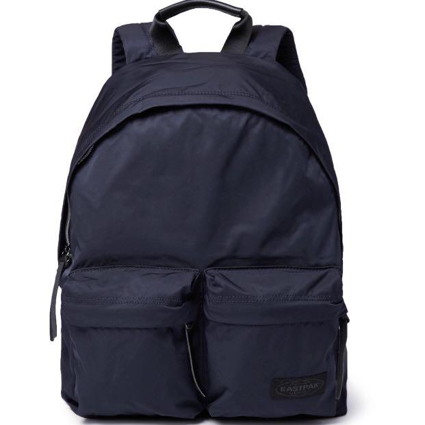 Eastpak Padded Doubl r Backpack Japan Navy Blue