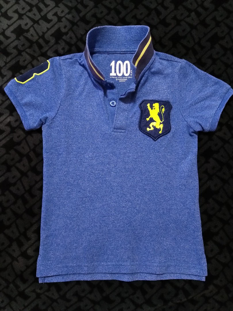 40128e9fc Giordano Kids Polo Shirts