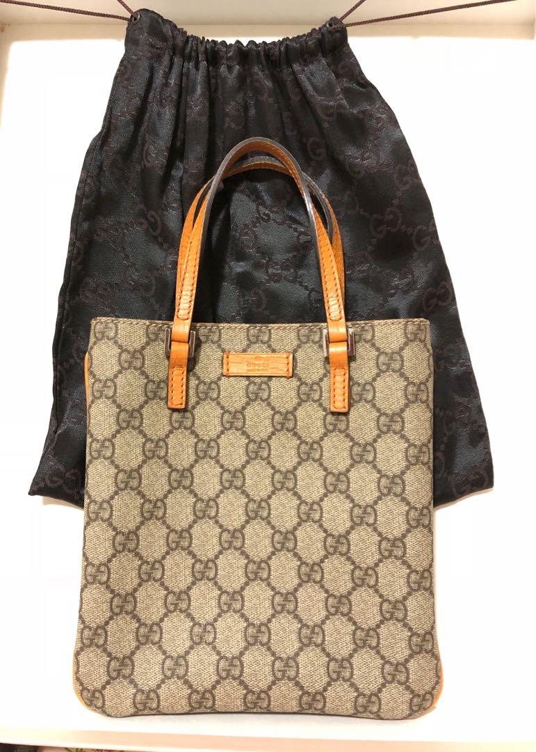f79a69da795c Gucci Tote Bag, Luxury, Bags & Wallets, Handbags on Carousell